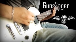Avenged Sevenfold - Gunslinger (Guitar Cover)