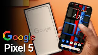 Google Pixel 5 - Hands On Reveal!