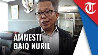 Komisi III DPR Pertimbangkan 4 Hal Kaji Amnesti Baiq Nuril