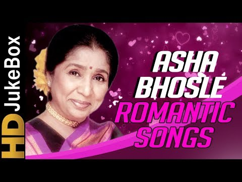 Download Asha Bhosle Romantic Songs | Asha Bhosle Superhit Video Songs Jukebox| | Bollywood Hindi Songs Mp4 HD Video and MP3