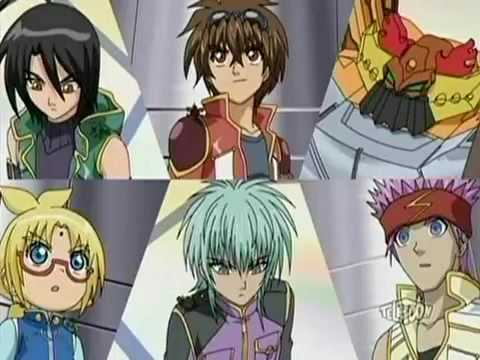 Bakugan: New Vestroia - All Or Nothing Episode 38 Part [3/3]