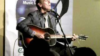John Hiatt - New Music - Fireball Roberts(LIVE) in The Mountain Music Lounge KMTT Seattle