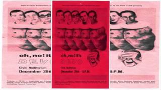 Devo Live In Santa Cruz, CA 1982/12/29
