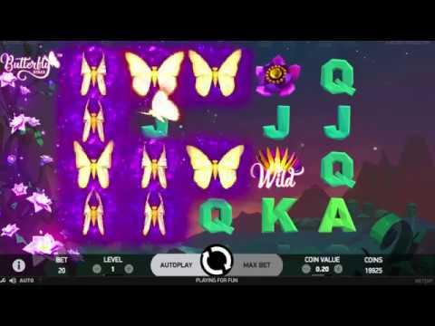 Butterfly Staxx från NetEnt