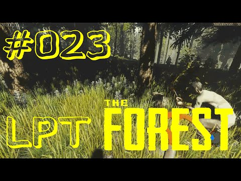 THE FOREST [HD] #023 - LPT - Hero Turtles und Neuigkeiten ★ Let's Play Together The Forest