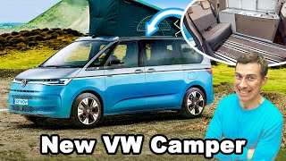 New VW California - you won't believe what's inside!