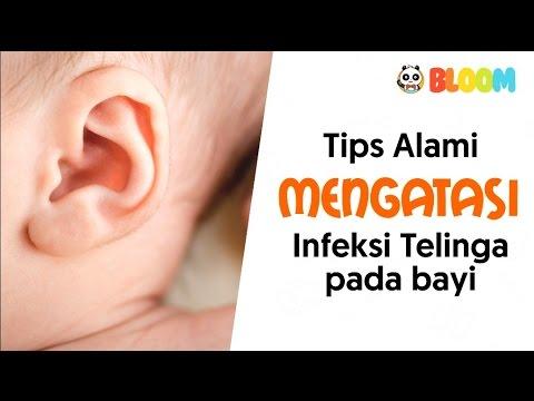 Video [Bloom Parenting] Tips Mengatasi Infeksi Telinga Pada Bayi