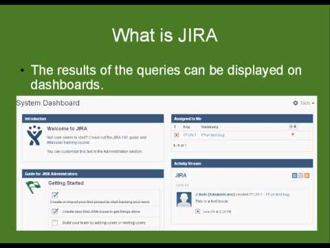 Jira Administration Tutorial - Introduction - Part 1 - YouTube