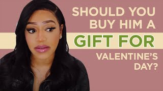 Should You Buy A Man A Gift On Valentines Day?