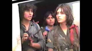 Toma deTenancingo 1983, El Salvador.