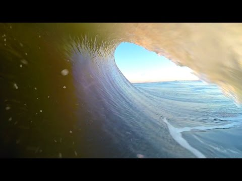 GoPro: Rob Kelly's Psychedelic Barrels in North Carolina – GoPro of the World March Winner