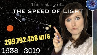 How did we measure the fastest speed there is? | The History of the Speed of Light Part I