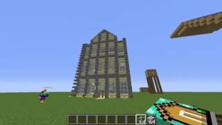 Minecraft Mod - Otomatik Yapılar Bölüm 1