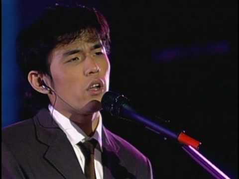 KISS秘密檔案-周杰倫2001年KISS台慶時的青澀模樣 自彈自唱-娘子 PART1