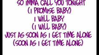 Whitney Houston - Call You Tonight ♪♫Lyrics♫♪
