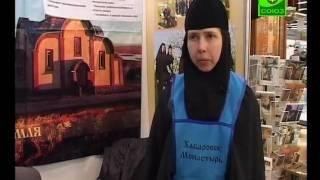 На православной выставке «Вербная неделя» ВВЦ-2011г.