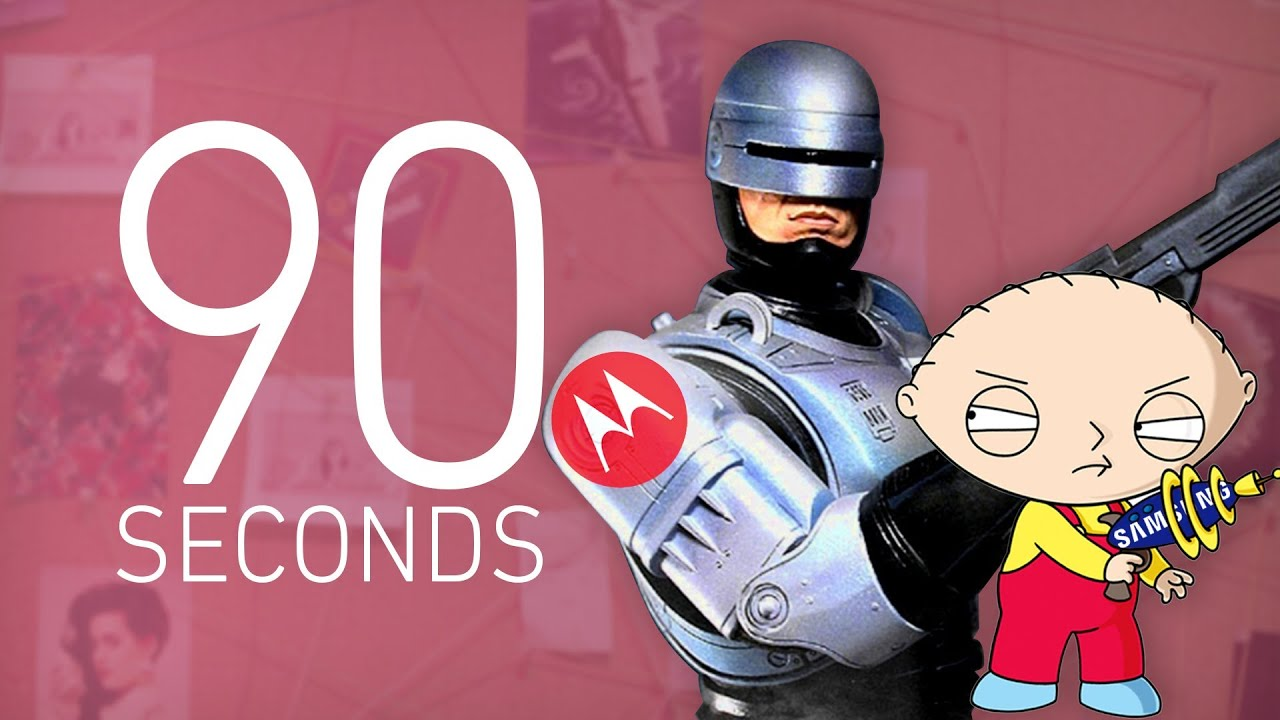 Moto X, Detroit, and 'The Simpsons Guy': 90 Seconds on The Verge thumbnail