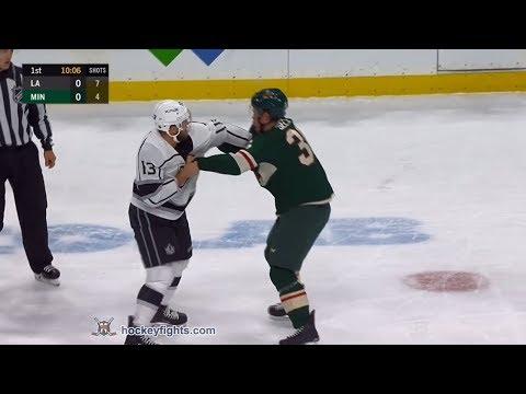 Nick Seeler vs. Kyle Clifford