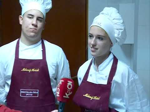 Učenici iz Opatije na praksi u restoranu Grand
