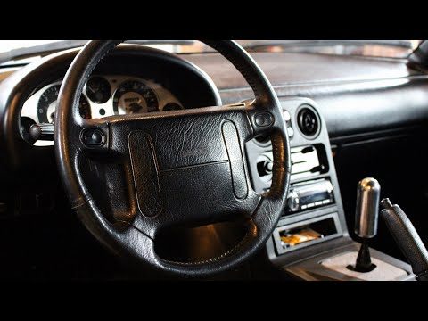 The BEST Interior Modification for a NA Miata - смотреть
