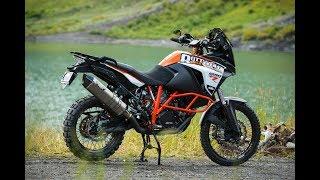 Rottweiler KTM1290 Adventure R Project