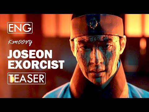 [ENG] Joseon Exorcist (2021)ㅣK-Drama TrailersㅣUpcoming Korean Historical Zombie Drama