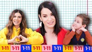 Кто умнее - Анна Седокова или школьники? Шоу Иды Галич 1-11