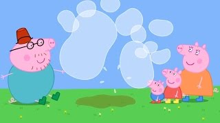 Свинка Пеппа все серии подряд 13 минут #11, Peppa Pig Russian episodes 11