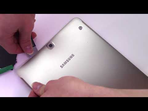 How to Replace Your Samsung Galaxy Tab S2 9.7 Battery