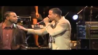 Ella y Yo -  Aventura Ft. Don Omar EN VIVO