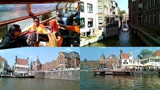Si Doel Merasa Afdol ke Belanda Pasca Susuri Canal Ring di Amsterdam, Ini Sensasinya