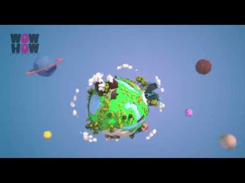 3вд анимация для Пикадот