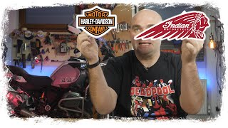 Harley Davidson Is FIGHTING Indian Motorcycles. Challenger VS Road Glide