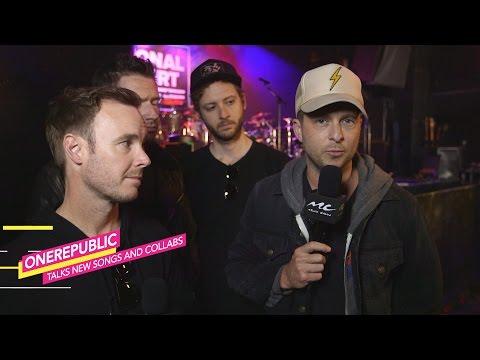 OneRepublic Talks New Singles & EDM Collabs