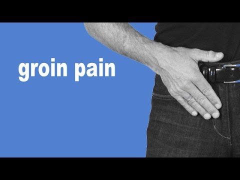 Video HOW TO HEAL GROIN PAIN