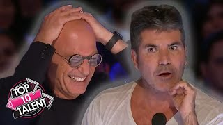 10 MOST UNEXPECTED KID Auditions EVER On Got Talent!