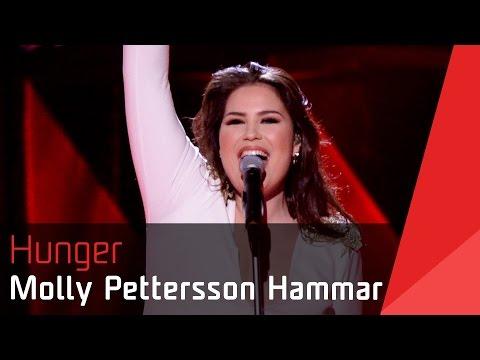 Molly Pettersson Hammar – Hunger | Melodifestivalen 2016
