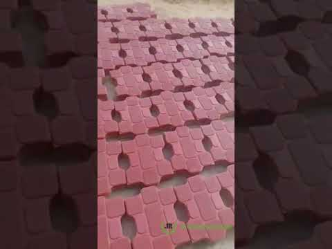 Nexus Paver Blocks Rubber Mould