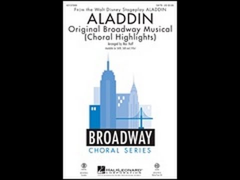 Aladdin - Original Broadway Musical