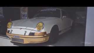 Hello! I drive heckmotorsportwagen - Maurice van den Tillaard