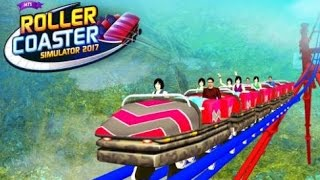 Roller Coaster Simulator 2017 Android Gameplay HD