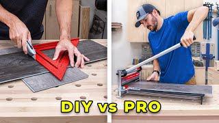 6 Ways to Cut Vinyl Plank Flooring | Beginners Guide