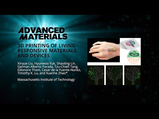 Генно-модифицированные бактерии позволили создать первую в мире «живую татуировку»