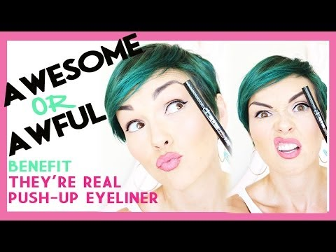Awesome Or Awful: They're Real Push Up Liner