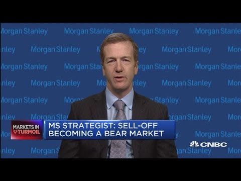 Strategist: Why we're in a rolling bear market