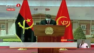 PR pede perdão e desculpas públicas, em nome do Estado Angolano, às vítimas do 27 de Maio
