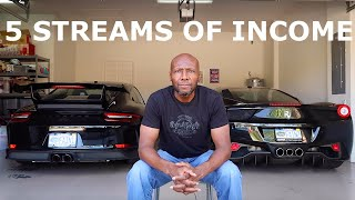How I Built 5 Streams of Income and Fired My 9-5 Job
