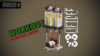 LiftOff Workout Ep.3 - Get FPV ready to RIP!
