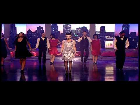 Fawazeer Myriam Charleston dance / فوازير ميريام رقص تشارلستون