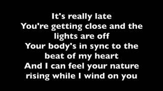 Ciara   Dance Like We're Making Love Lyrics